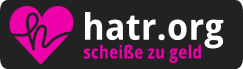 hatr.org: scheie zu geld